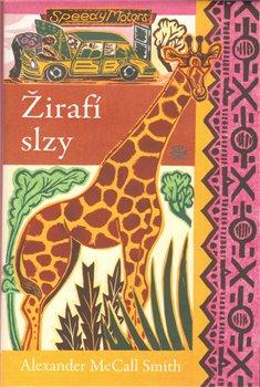 Obálka titulu Žirafí slzy