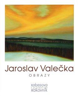 Obálka titulu Jaroslav Valečka - Obrazy