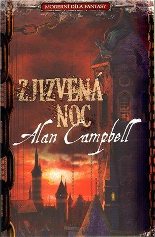 Zjizvená noc - Alan Campbell | Booksquad.ink