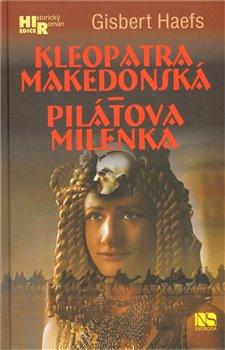 Obálka titulu Kleopatra makedonská - Pilátova milenka