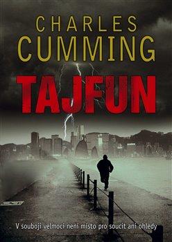 Obálka titulu Tajfun
