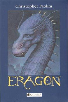 Obálka titulu Eragon (brož.)
