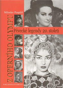 Obálka titulu Z operního Olympu