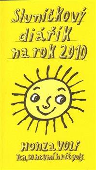 Obálka titulu Sluníčkový diářík na rok 2010