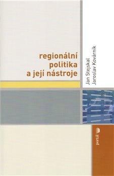 Obálka titulu Regionální politika a její nástroje