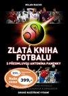 Obálka knihy Zlatá kniha fotbalu