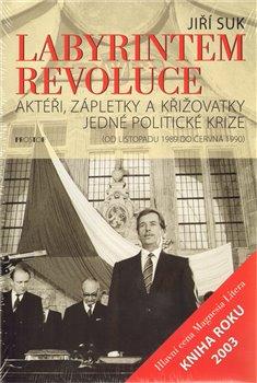 Labyrintem revoluce. Aktéři, zápletky a křižovatky jedné politické krize (od listopadu 1989 do června 1990) - Jiří Suk