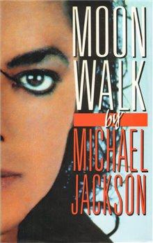 Obálka titulu Michael Jackson - MOONWALK