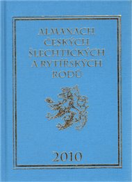 Almanach českých šlechtických a rytířských rodů 2010