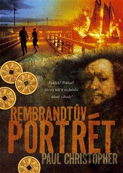 Obálka titulu Rembrandtův portrét