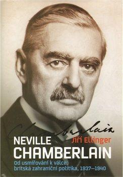 Obálka titulu Neville Chamberlain
