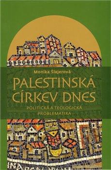 Obálka titulu Palestinská církev dnes