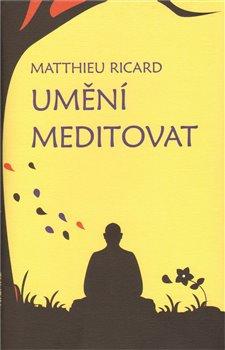 Obálka titulu Umění meditovat
