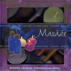 Obálka titulu Masáže - dárková krabička