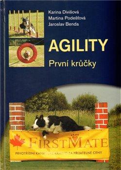 Obálka titulu Agility, první krůčky