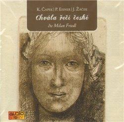 Obálka titulu Chvála řeči české