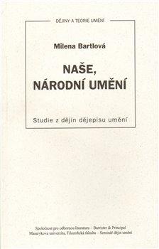 Obálka titulu Naše, národní umění