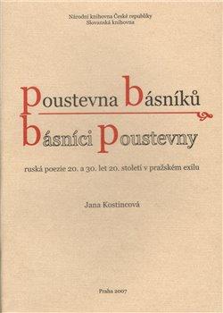 Obálka titulu Poustevna básníků - básníci poustevny