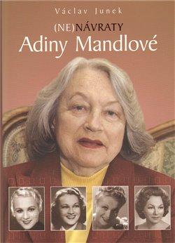 Obálka titulu (ne)návraty Adiny Mandlové
