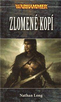 Obálka titulu Warhammer - Zlomené kopí