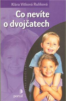 Obálka titulu Co nevíte o dvojčatech