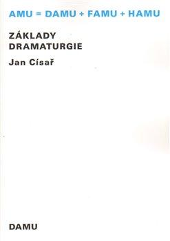 Obálka titulu Základy dramaturgie