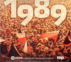 Obálka titulu Listopad 1989