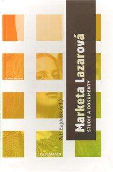 Obálka titulu Marketa Lazarová. Studie a dokumenty