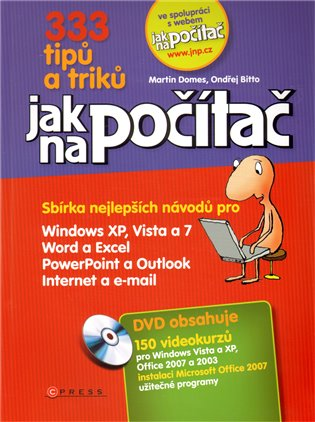 333 tipů a triků jak na počítač - Ondřej Bitto, | Booksquad.ink