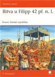 Obálka knihy Bitva u Filipp 42 př. n. l.