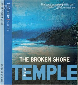 Obálka titulu The Broken Shore