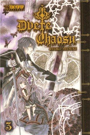 Dveře chaosu, 3. díl - Ryoko Mitsuki   Booksquad.ink