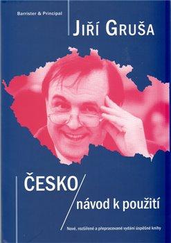 Obálka titulu ČESKO / návod k použití
