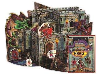 Strašidelný hrad - -   Booksquad.ink