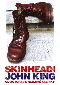 Obálka titulu Skinheadi