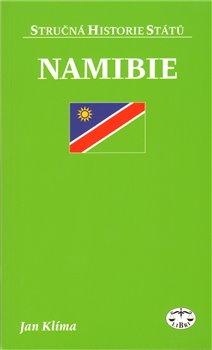 Obálka titulu Namibie