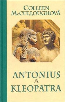 Obálka titulu Antonius a Kleopatra