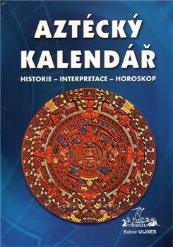 Obálka titulu Aztécký kalendář