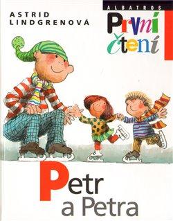 Obálka titulu Petr a Petra