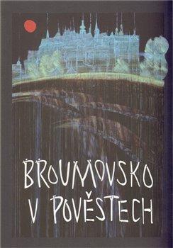 Obálka titulu Broumovsko v pověstech