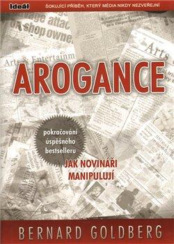 Obálka titulu Arogance