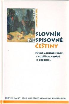 Obálka titulu Slovník nespisovné češtiny