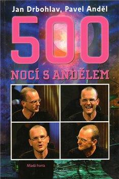 Obálka titulu 500 Nocí s Andělem