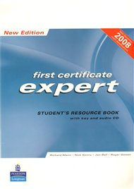 First certificate expert student´s resource book
