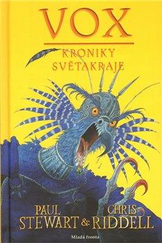 Obálka titulu Kroniky světakraje VI. - VOX