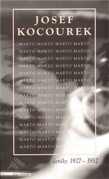 Obálka titulu Marto. Deníky 1927 - 32