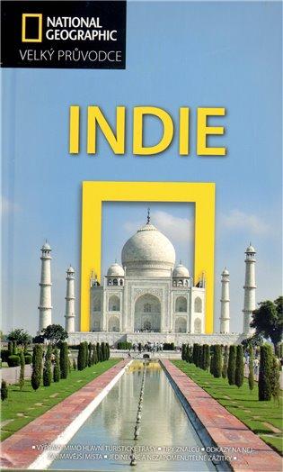 Indie:Velký průvodce National Geographic - Luise Nicholson | Booksquad.ink