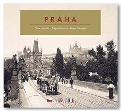 Obálka titulu Praha historická