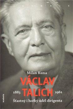 Obálka titulu Václav Talich