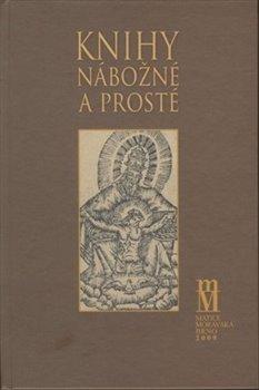 Obálka titulu Knihy nábožné a prosté
